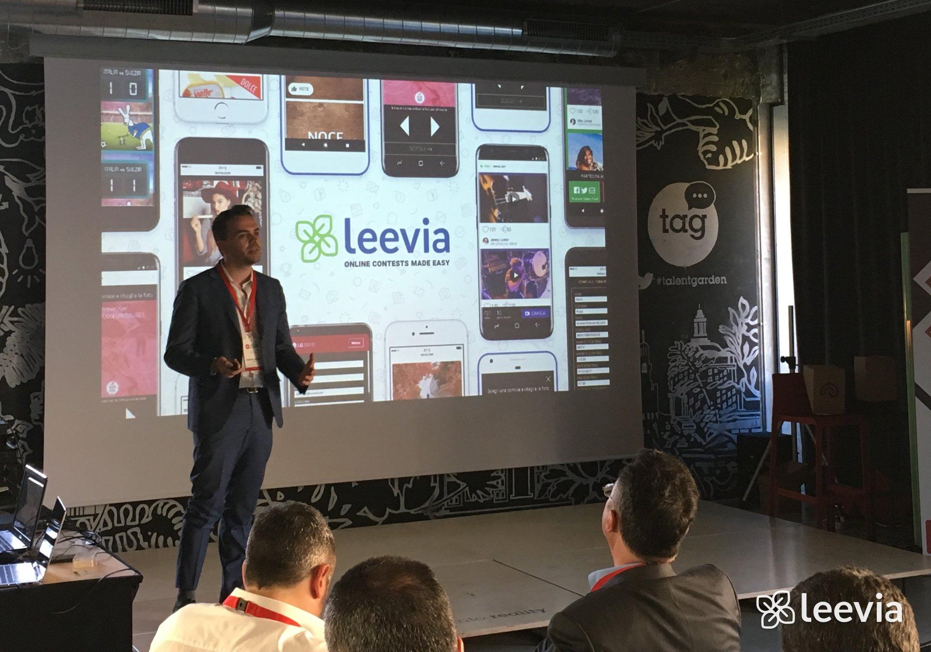 Presentazione leevia day digital magics