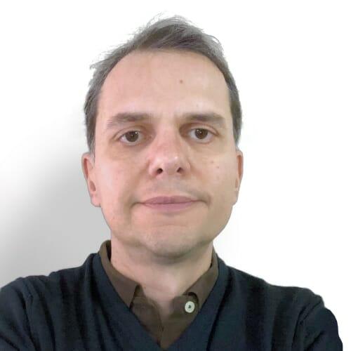 Leevia team Antonio Ganci developer