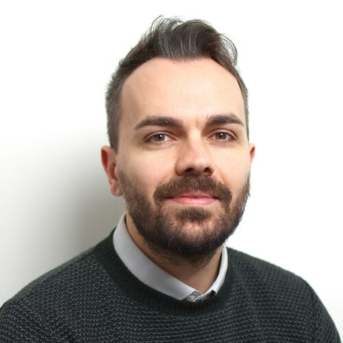 Leevia Founders CEO Francesco Mancino