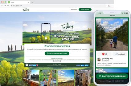 case study concorso a premi tuscany la bellezza della carta